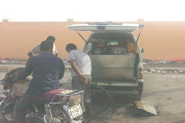 الحديدة:السوق السوداء للحوثيين تكبد مزارعي تهامة خسائر كبيرة