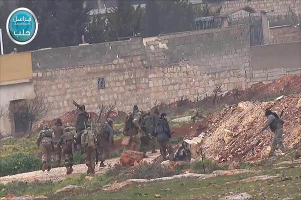 المعارضة تصد هجوما للنظام في حلب وتكبده خسائر