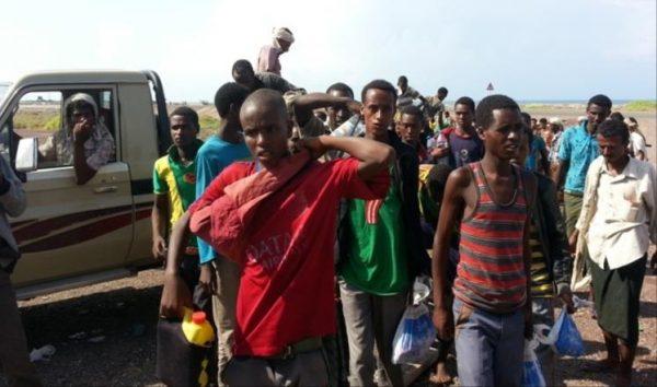 مقتل امرأتين وإصابة أربعة آخرين من الأفارقة بمحافظة شبوة