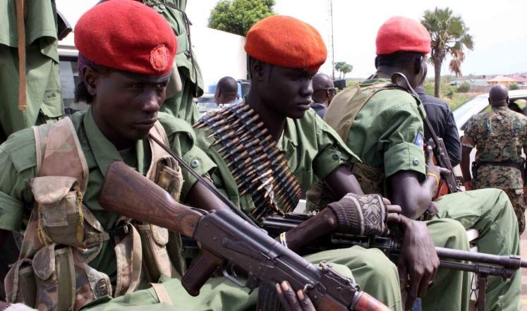 تجدد المعارك في جوبا عاصمة جنوب السودان