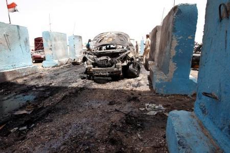 العراق: مقتل 7 في انفجار سيارة ملغومة شمالي بغداد