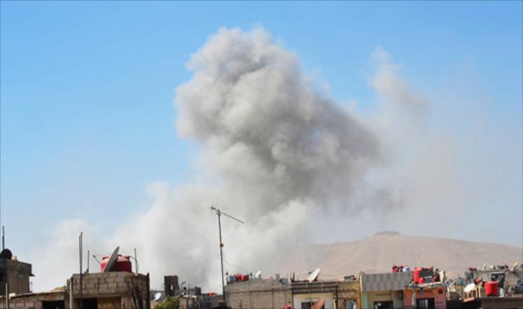 """سوريا: مقتل 30 مدنيا بغارات """"انتقامية"""" لمقاتلات روسية"""