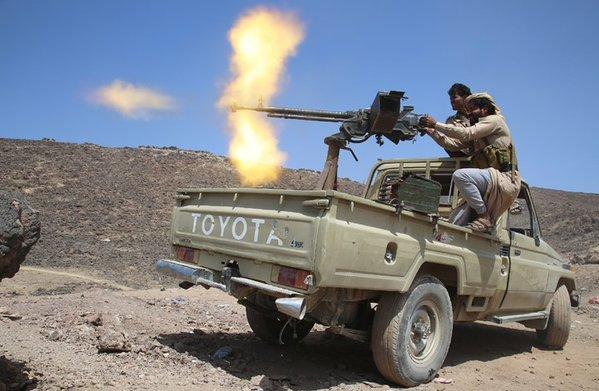 مقتل وإصابة 12 شاباً من حضرموت في مواجهات ضد الانقلابيين بصعدة - الأسماء