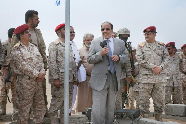 نائب الرئيس: عملياتنا العسكرية رد على خروقات الانقلابيين