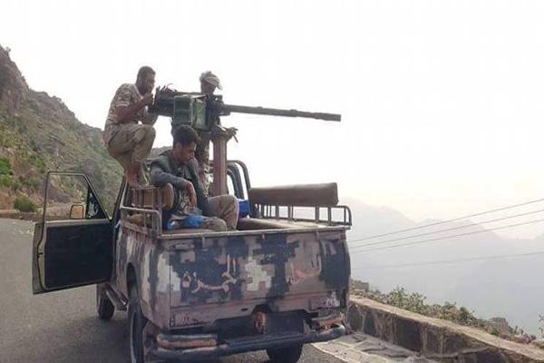 مقتل 14 حوثيا وإصابة أخرون بمواجهات مع المقاومة في تعز