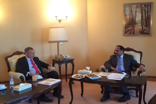 سفير تركيا باليمن: نرفض الخطوات الأحادية للانقلابيين