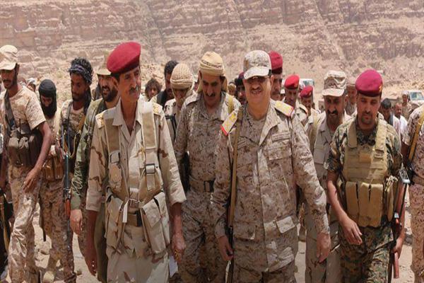 رئيس الأركان يزور نهم ويشيد بانتصارات الجيش والمقاومة