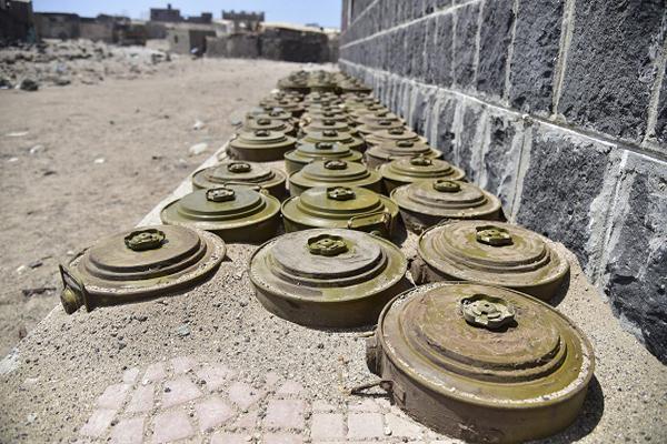 ألغام الحوثيين.. جريمة تهدد حياة المدنيين في تعز