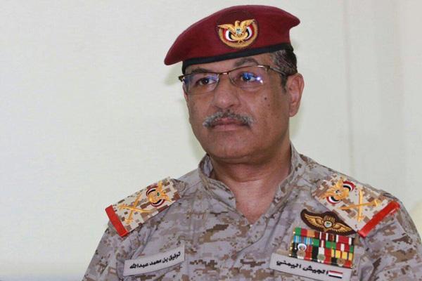 قرار جمهوري بتعيين قائد عسكري جديد للمنطقة العسكرية الخامسة