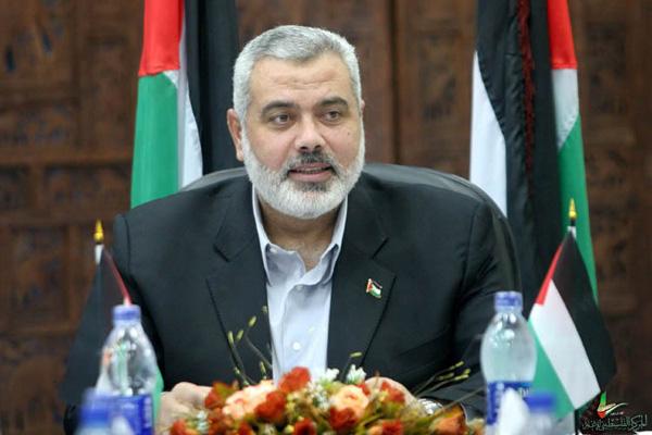 إسماعيل هنية يحث على حركة دبلوماسية عربية لحماية الأسرى في السجون الإسرائيلية