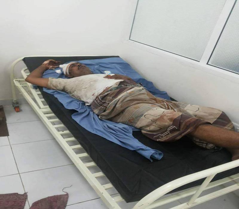 مقتل 11 مدنيا بانفجار لغم أرضي زرعه الحوثيون غرب تعز