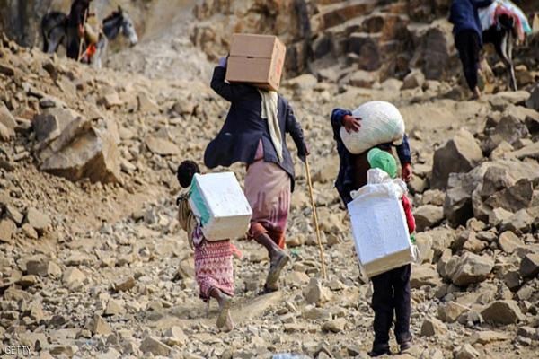مسؤول كويتي: دول الخليج تعمل على مواجهة الأزمة الإنسانية باليمن