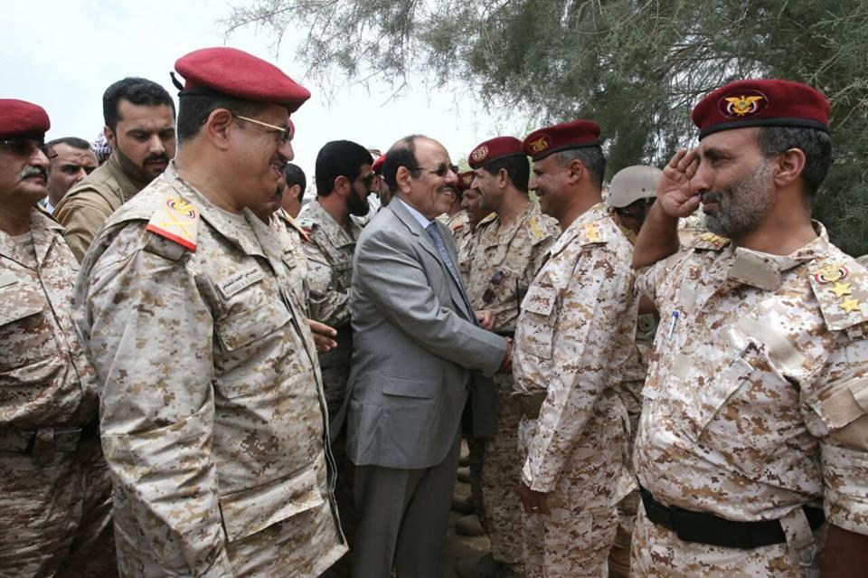 صحيفة: قيادات جديدة للجيش الوطني في صعدة وعمران