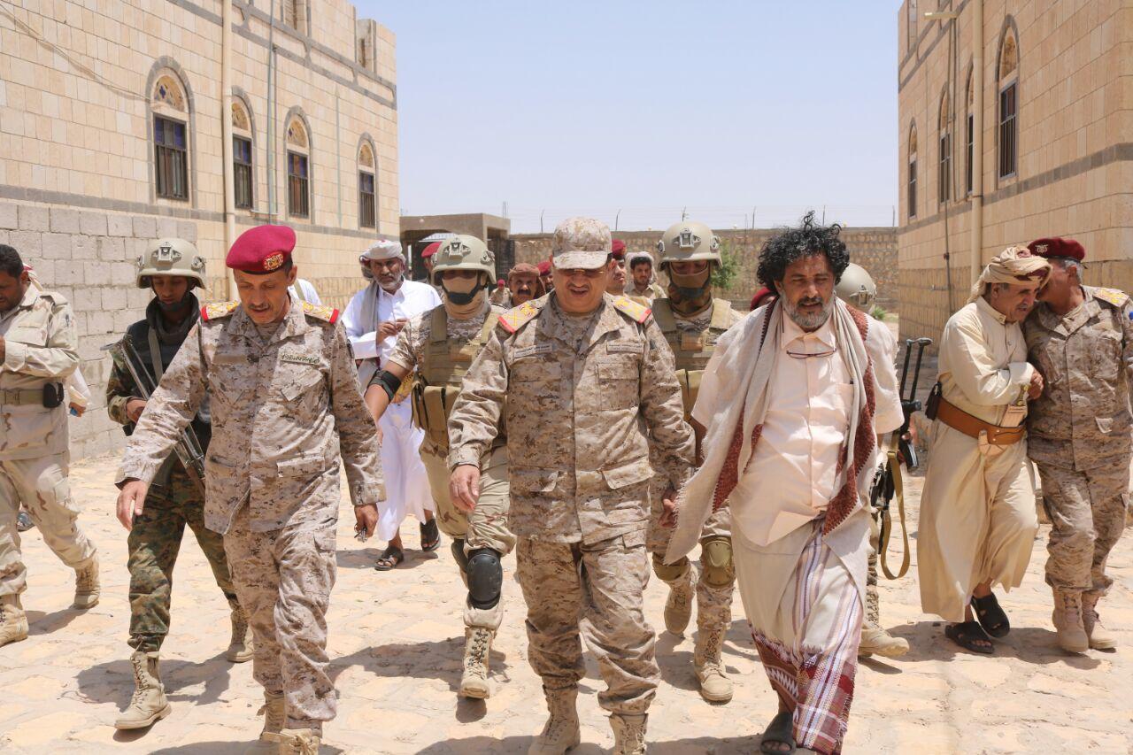 رئيس الأركان: الجيش مستمر في استئصال الميلشيا الكهنوتية الإمامية