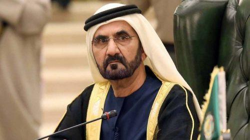 نزهة حاكم دبي في ألمانيا تثير جدلا وتحرج المسئولين