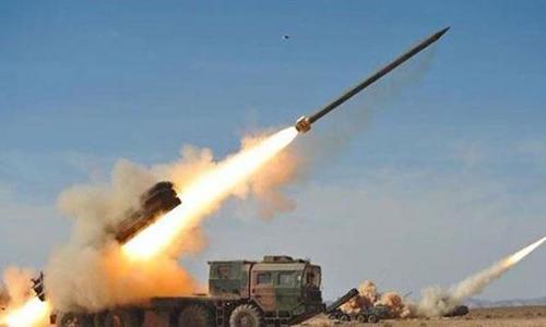 التحالف يعترض صاروخين اطلقهما الحوثيون باتجاه أبها وخميس مشيط السعوديتين
