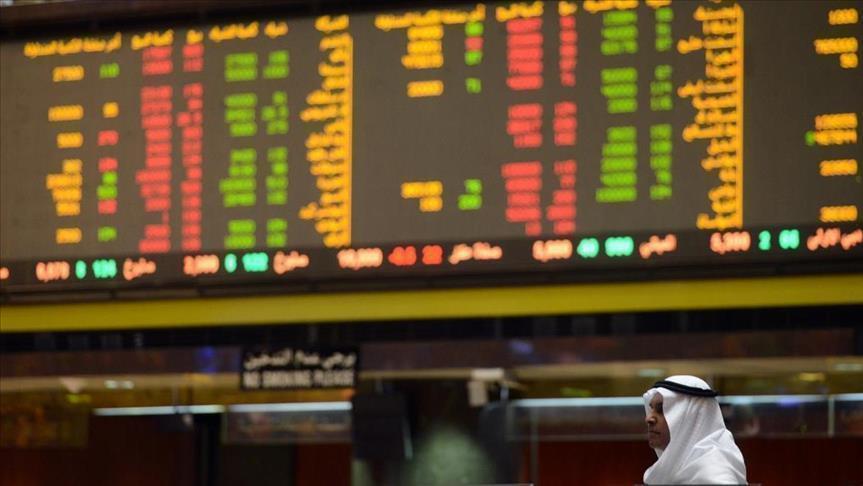 هبوط شبه جماعي للبورصات العربية في تداولات الأسبوع الماضي