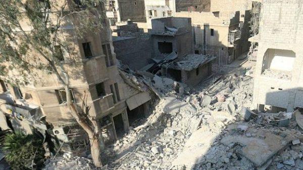 سوريا: قصف روسي يخلف قتلى ويدمر مستشفى بحلب
