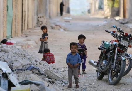 مصادر: أمريكا وروسيا تقتربان من اتفاق بشأن هدنة حلب وإدخال المساعدات