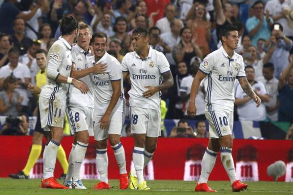 ريال مدريد ثانيا في أعلى الأندية قيمة
