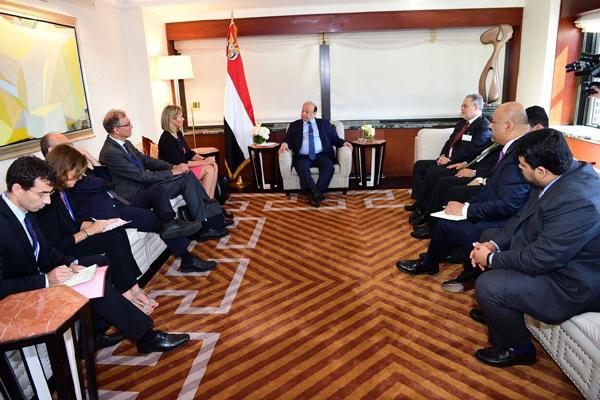 الاتحاد الأوربي يدعم اليمن بـ100 مليون يورو للجهود الإنسانية