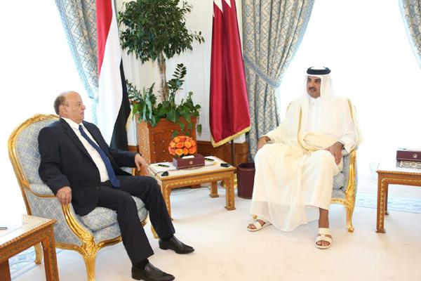 قطر: عودة الشرعية لليمن هو السبيل الوحيد لإنهاء الحرب