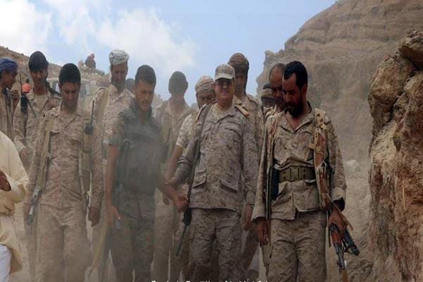رئيس الأركان: العمليات العسكرية مستمرة حتى استعادة الشرعية