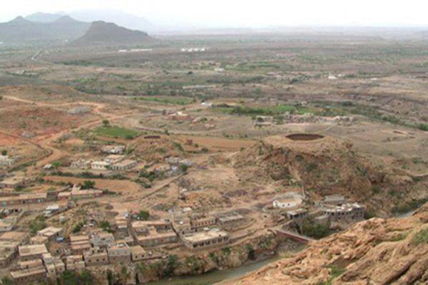الضالع: إصابة طفل في قصف مليشيا الحوثي والمخلوع بالأسلحة الثقيلة على قرى بالعود