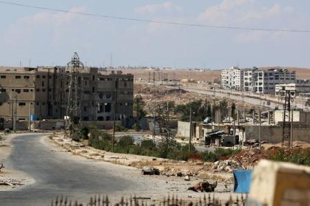 قوات التحالف الدولي تقصف القوات السورية واجتماع طارئ لمجلس الأمن بسبب هذه القضية
