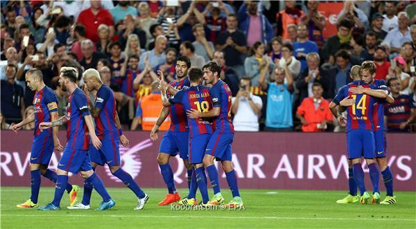 ريال مدريد وبرشلونة يخرجان بحثا عن هدف واحد