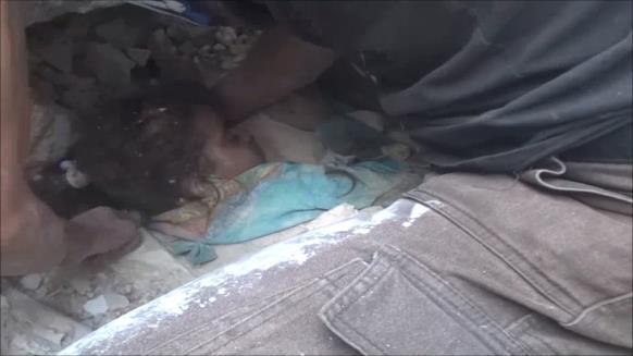 سوريا: تسعون قتيلا بغارات روسية على حلب وريفها