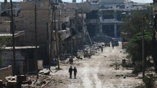 سوريا: الغارات الروسية أوقعت نحو 10 آلاف قتيل خلال عام