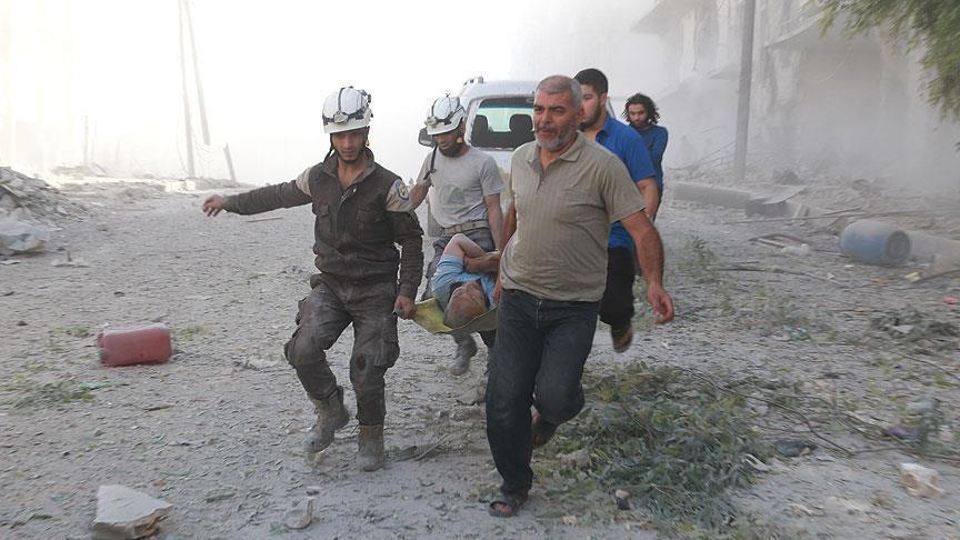 سوريا: مقتل 11 في قصف لطيران النظام على حلب