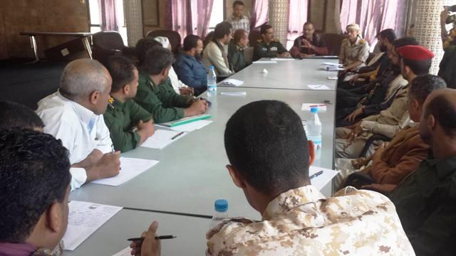 مدير أمن تعز يكشف عن وجود خطة لتعزيز الأمن وفرض هيبة الدولة في المدينة
