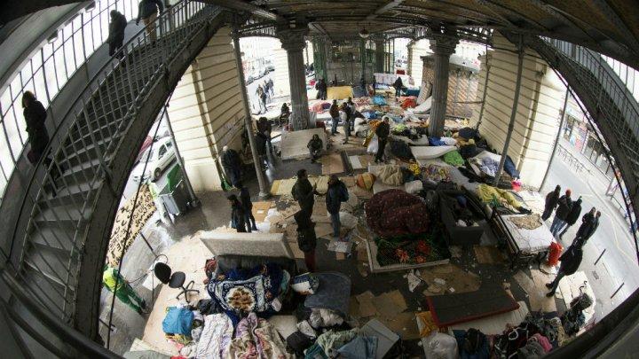افتتاح أول مركز للاجئين منتصف أكتوبر المقبل بباريس