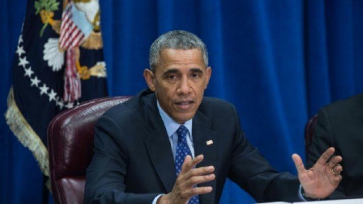 """أوباما يؤكد وجود """"خلافات خطيرة"""" بين واشنطن وموسكو حول الأزمة السورية"""