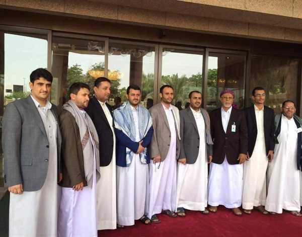 بطلب عُماني.. وفد الحوثيين ينهي جولة إقليمية بشكل مفاجئ ويعود إلى مسقط