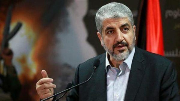 """مشعل: اختيار رئيس جديد لـ""""حماس"""" العام المقبل وأخطأنا في حكم غزة بمفردنا"""