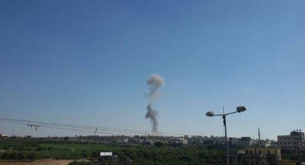 الحديدة: ثمان غارات تستهدف المطار الحربي والدفاع الجوي الذي تسيطر عليه المليشيا الانقلابية