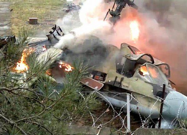 مقتل سبعة جنود في تحطم مروحية عسكرية شمال أفغانستان