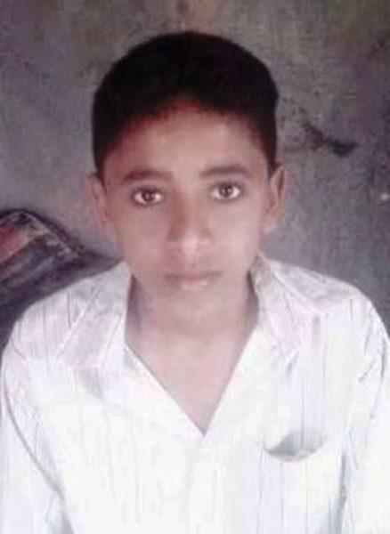 مناشدات بإطلاق سراح طفل مختطف لدى ميلشيات الحوثي منذ شهر في الحديدة
