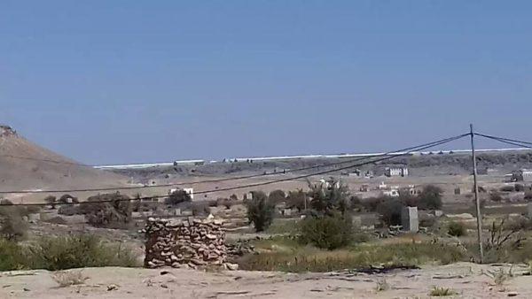 """البيضاء: قصف مدفعي وصاروخي للمليشيا على مزارع وممتلكات المدنيين في """"قيفة"""" برداع"""