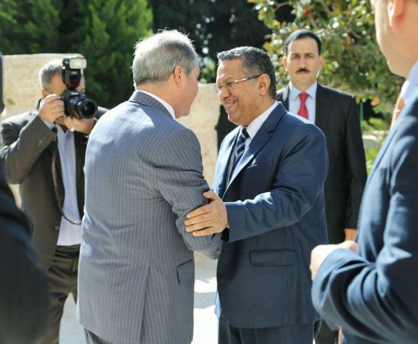 الاردن تجدد موقفها الداعم للحكومة الشرعية والمرجعيات الدولية لإحلال السلام في اليمن