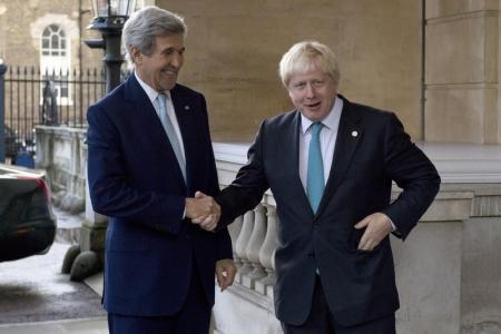 أمريكا وبريطانيا تطالبان بوقف فوري لإطلاق النار في اليمن خلال يوميين