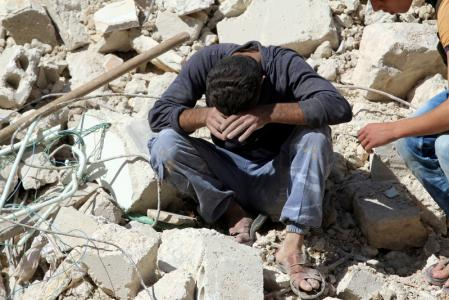قوات النظام السوري تستأنف قصفها على احياء الفصائل المعارضة في حلب