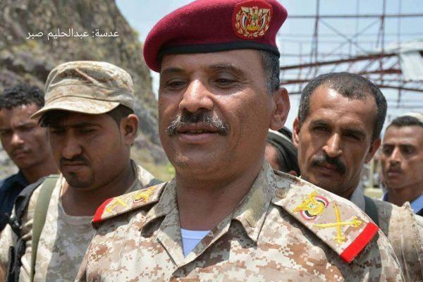 قائد محور تعز لـ يمن شباب نت: تم القبض على مطلوبين وقتلة ضمن حملة أمنية بالتربة