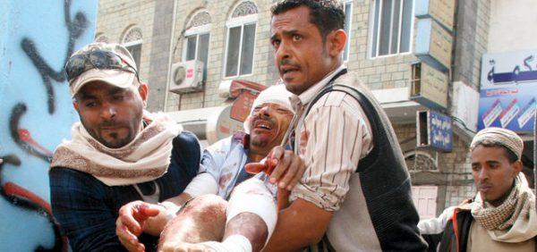 توثيق 602 انتهاك بحق المدنيين بينهم 408 قتيل خلال شهرين في اليمن