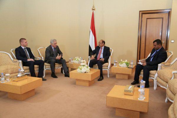 روسيا تؤكد عدم اعترافها بأي سلطة في اليمن عدا سلطة الرئيس هادي ونائبة والحكومة