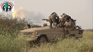 مصرع نحو 30 من مليشيا الحوثي وصالح بميدي والجيش الوطني يسيطر على مواقع غرب المدينة