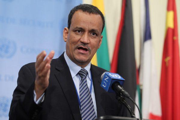 تزامنا مع وصوله صنعاء.. المبعوث الخاص لليمن يدعو  رسميا إلى تمديد الهدنة لمدة 72 ساعة أخرى قابلة للتمديد
